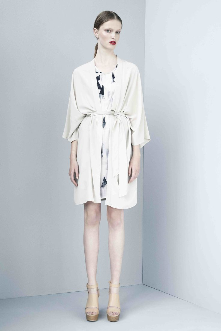 Stine Ladefoged SS16 Lookbook
