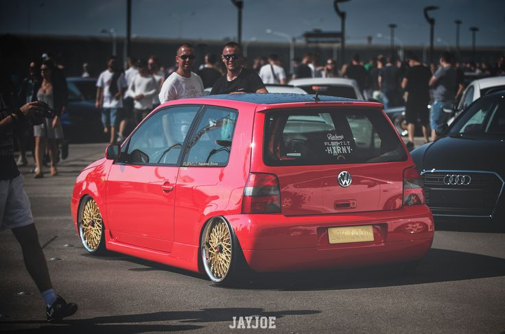 RACEISM EVENT 2017 VW LUPO GTI www.jayjoe.at SHOP: http://jayjoe.bigcartel.com