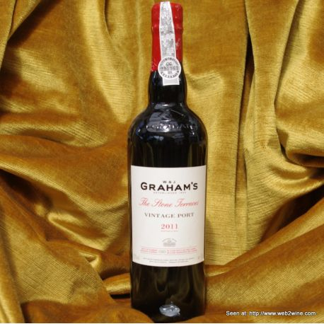"""Year 2011 """"The Stone Terraces"""". Only 3000 btl. produced"""