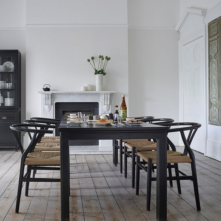 Canton Wishbone Dining Chair