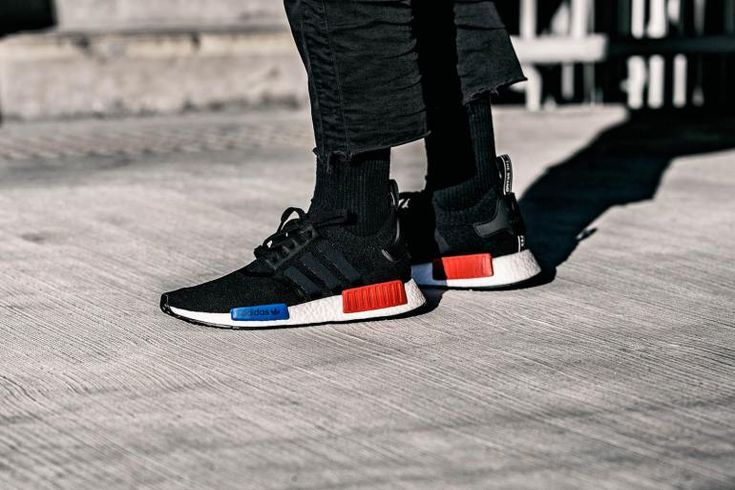 From the Vault: Adidas NMD OG