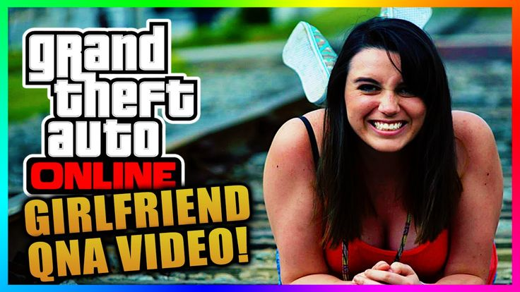 Gta 5 girlfriend qna asking my gf about video games