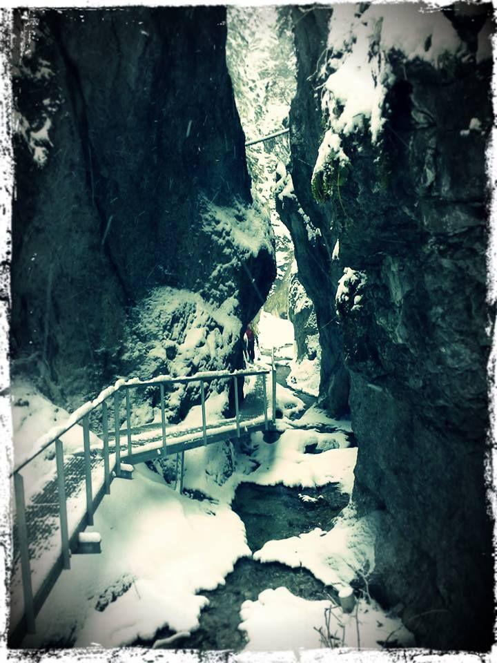 Zmrzlé cesty...