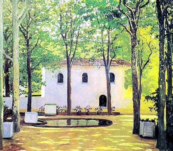 Santiago Rusiñol i Prats (Barcelona, 1861-1931)