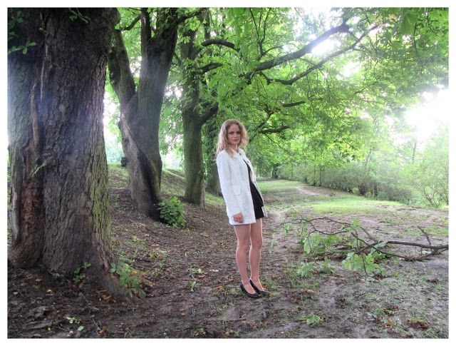 FASHION Secret Garden : White & Black