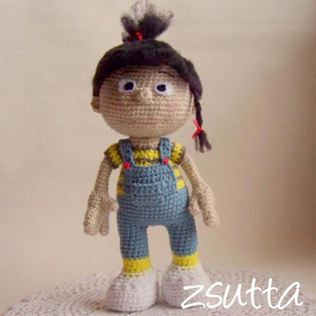 zsutta: Little Agnes -  Ágnesnek
