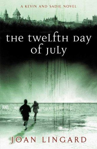 The Twelfth Day of July  by Joan Lingard,  Sadie is Protestant, Kevin is Catholic - and on the tense streets of Belfast their lives collide. It starts with a dare - kids fooling around - but soon becomes something dangerous. Getting to know Sadie Jackson will change Kevin's life forever. But will the world around them change too?