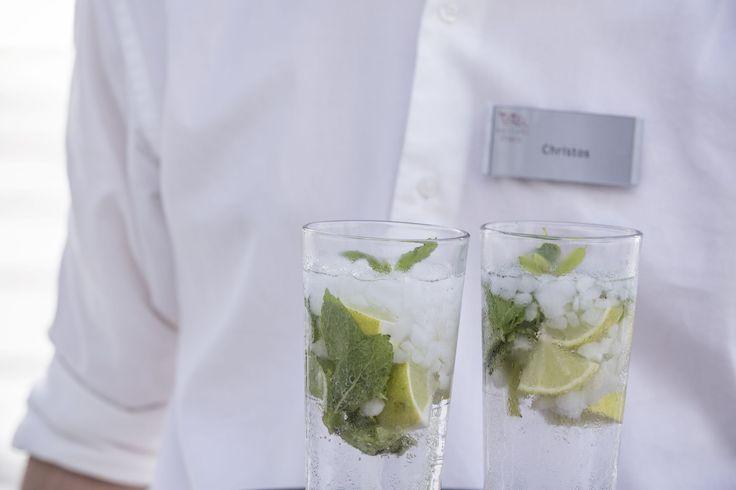 Enjoy your #cocktail at #kallistiThera! #Santorini
