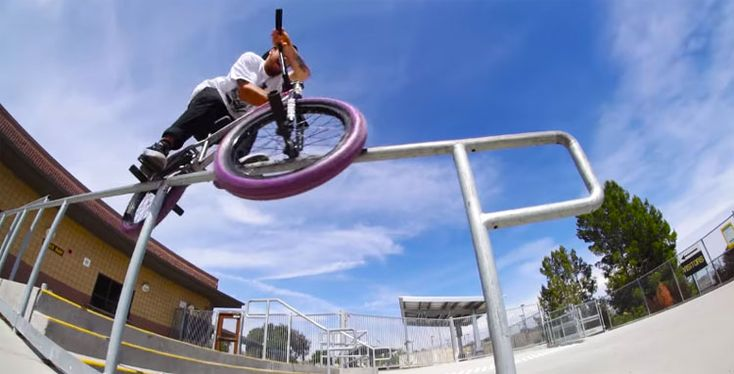 """Sunday Bikes - Jake Seeley """"Grow Up"""" Section   Video: http://bmxunion.com/daily/sunday-bikes-jake-seeley-grow-up/   #BMX #bike #bicycle #grind #style"""