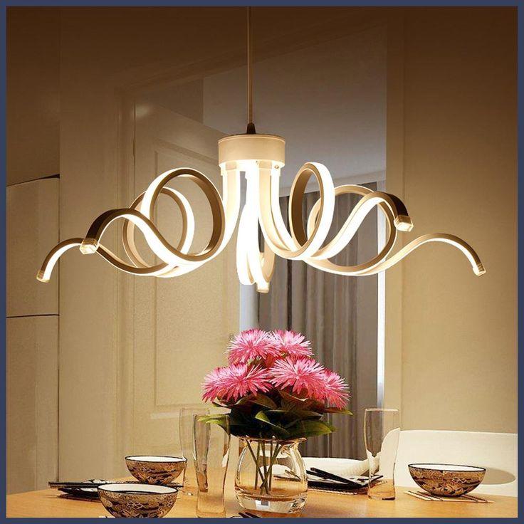 Led Lamp Pendant Lights Lustre Lamparas De Techo Colgante Moderna Suspension Luminaire Chandelier Ceiling Hanglamp Home Lighting