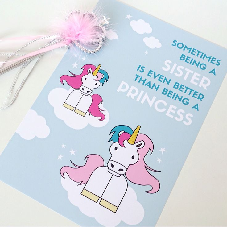 Prints for kidsroom | abcanimals.cool unicorn