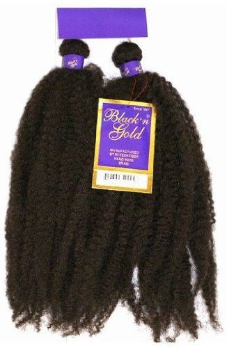 "Black-n-Gold Rastafarian Dreadlock (27) by Rastafarian. $10.99. About 16"" length and 3oz weight. Dreadlock Hair Extension. 100% Synthetic Fiber. Double Pack. Braiding, Twisting and Locking made easier. Manufactured by Hi-Tech Fiber. Hand Made Braid."