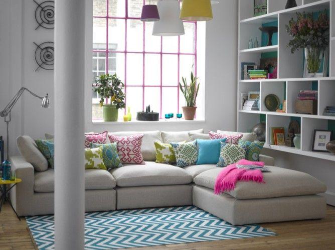 Long Island Sofa   Contemporary Sofas, Corner sofas   Sofa.com