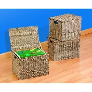 Plastic Box Storage Organizing Craft Rooms