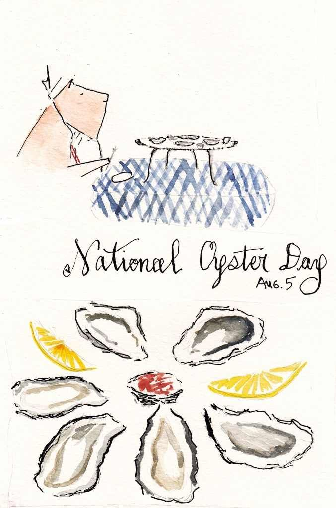 National Oyster Day | August 5th