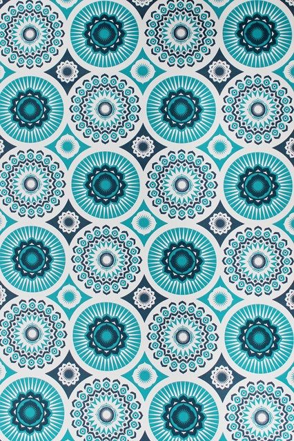 Mini Moderns Darjeeling - Wallpaper Ideas & Designs (houseandgarden.co.uk)