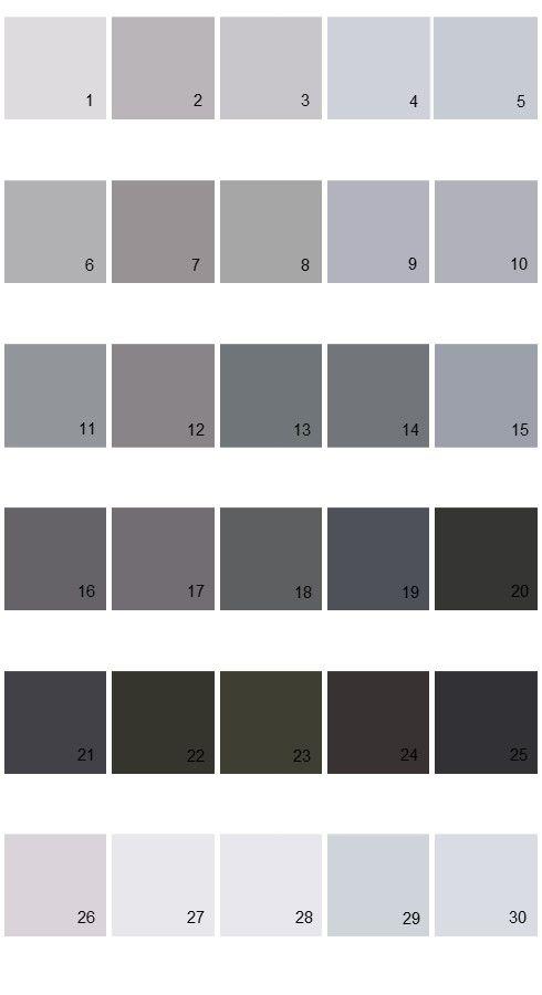 Warm Grey Paint Colors Valspar