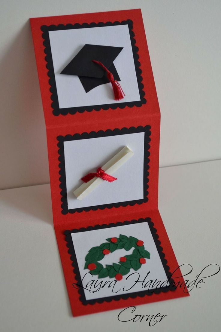 Card laurea - graduation card