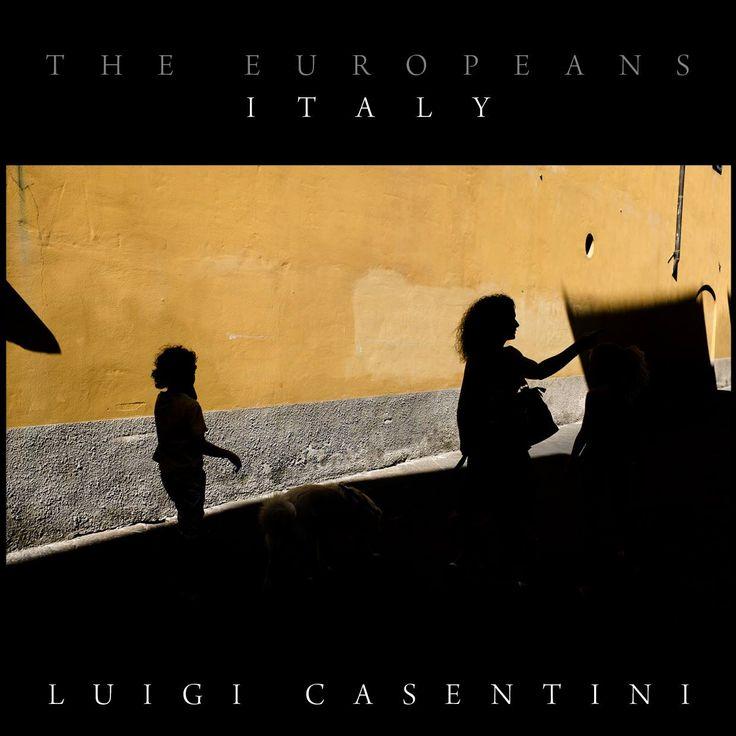 doc! photo magazine presents: The Europeans -> Luigi Casentini