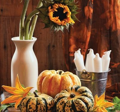 Home Staging Tips for Fall - a nice idea if you are selling your home in the fall #falldecorating #fallessentials