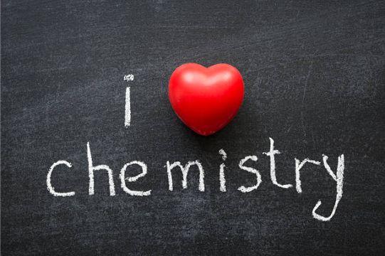 Μία ιδέα: Αγάπη; Όχι ... Χημεία!