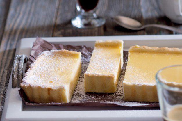 Citronový koláč | Apetitonline.cz