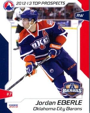 2012-13 AHL Top Prospects Set