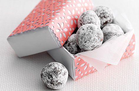 Készíts narancsos-csokoládés trüffeleket, és lepd meg velük édesanyádat! #truffel #anya #anyaknapja #narancs  #csokolade #tescomagyarorszag