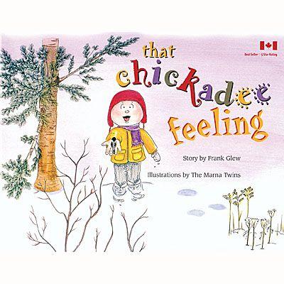"""That Chickadee Feeling"" by Frank Glew"