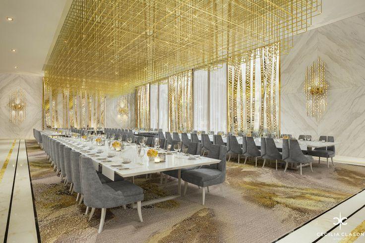 223 best dubai hotel interior designs images on pinterest for Top interior design firms dubai