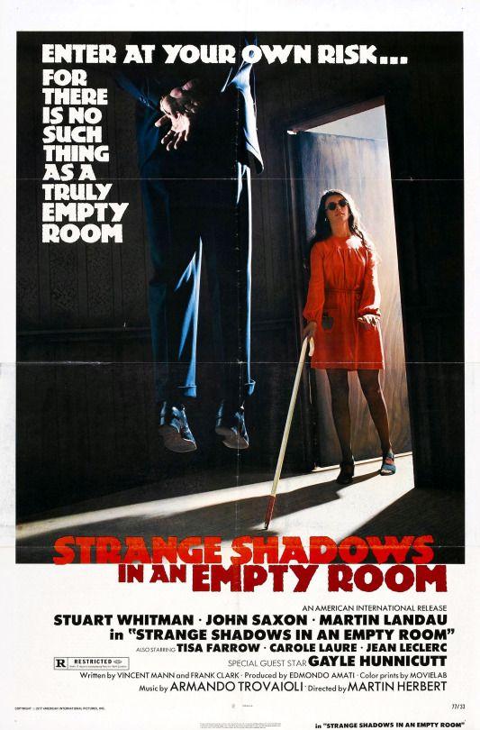 Strange Shadows in an Empty Room (1976)