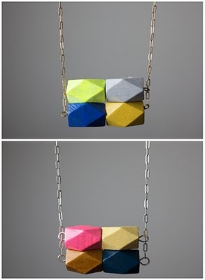 colour theory necklaces