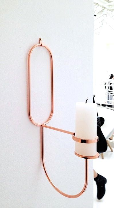 Via NordicDays.nl | New HAY 2014 Collection | New Lup Candlesticks