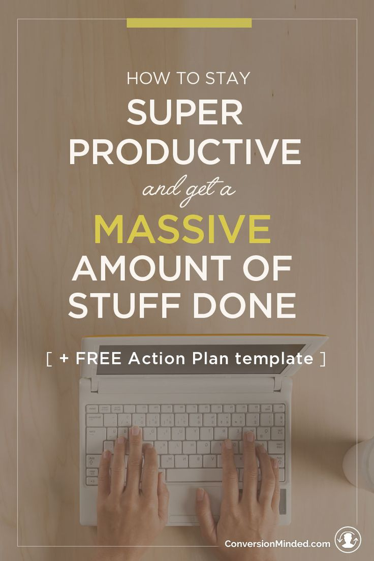 """Ready to turn your to-do list into a Get-It-Done Action Plan? This post will help! It's a simple guide for entrepreneurs and business owners to help you prioritize goals and identify specific tasks to achieve them. It also includes my secret """"increase productivity"""" weapon – the Time Blocking Template. Use it to create a visual calendar so you know exactly what to do to each week. Click through to see the whole guide!"""