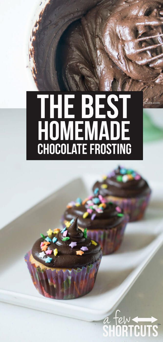 25+ best Homemade chocolate icing ideas on Pinterest | Easy ...