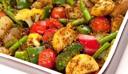 Balti vegetables  #NewZealand #vegetable #recipes