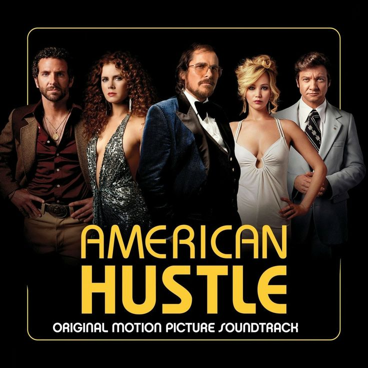 American Hustle - Soundtrack