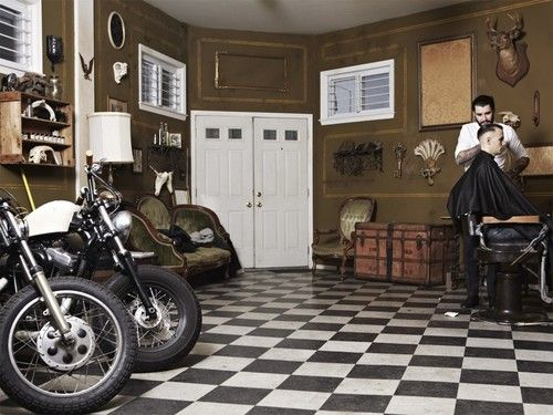 Man Cave Barber Hamilton : Best images about garage workshop man cave on
