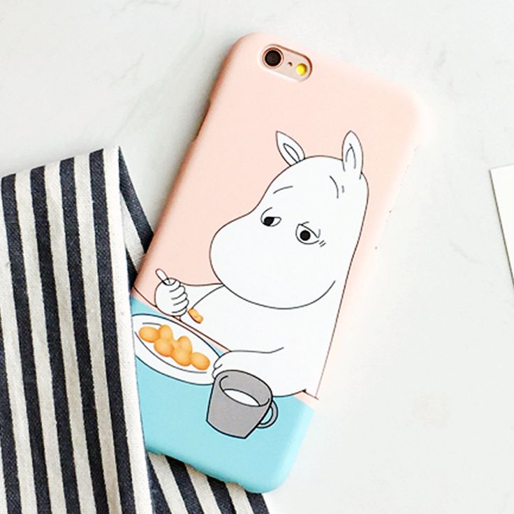 1.77$ (Buy here: http://alipromo.com/redirect/product/olggsvsyvirrjo72hvdqvl2ak2td7iz7/32698862743/en ) Fashion Hard PC Cartoon Hippo Case For iphone 5S Case For iphone 5 6 6S Plus Phone Cases Cute hippopotamus Moomin Cover Capa NEW for just 1.77$