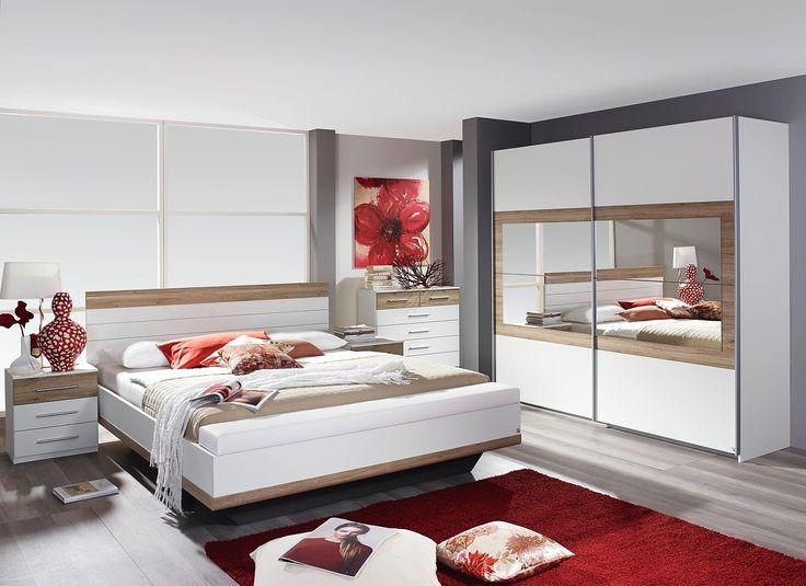 Die besten 25+ Creme Schlafzimmermöbel Ideen auf Pinterest - modernes schlafzimmer komplett