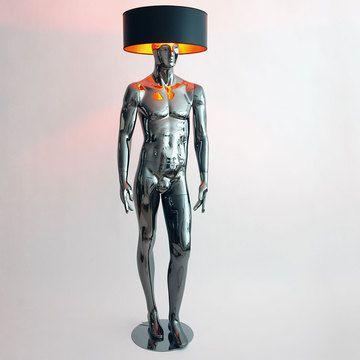 Mannequin Lamp 17 best mannequin images on pinterest | mannequin art, floor lamps