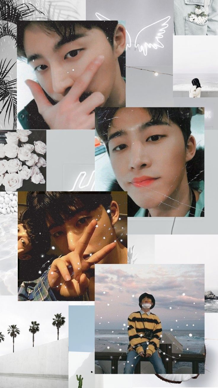 B I Wallpaper Wallpaper Ponsel Gambar Ikon Aesthetic ikon hanbin wallpaper