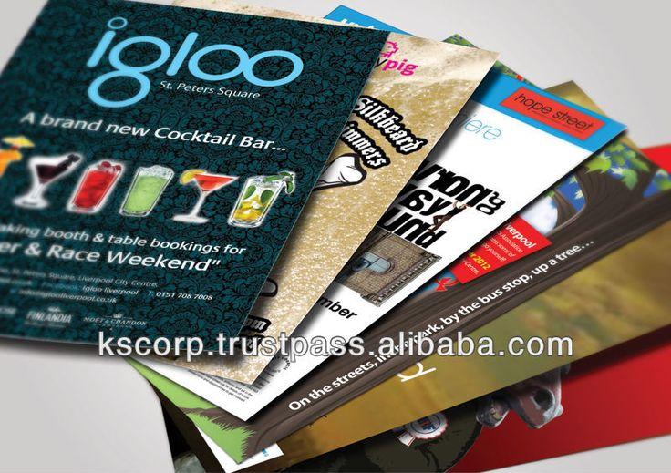 Custom Design Flyer Printing