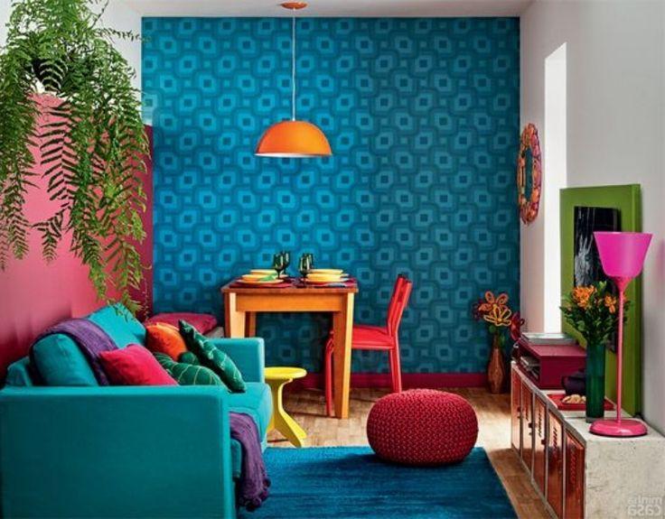 29 besten Wandgestaltung - Tapeten - Fototapeten - Wandtattoo ...