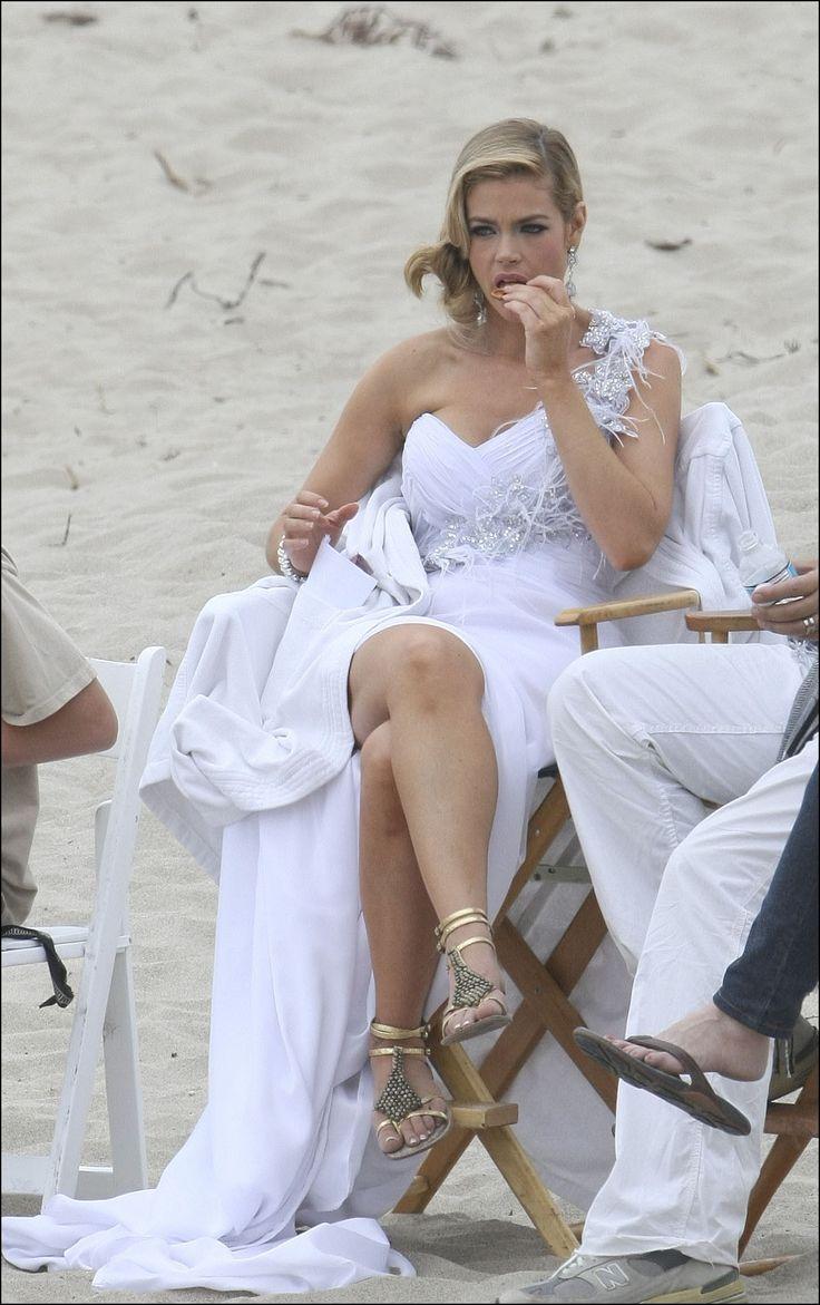 Denise Richards Wedding Dress