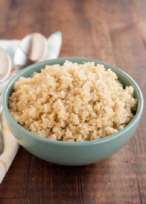 Πώς θα φτιάξετε αφράτο κινόα;, συνταγές για χορτοφάγους χωρίς γλουτένη