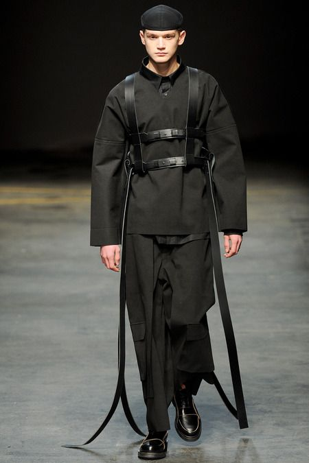 MAN | Fall 2014 Menswear Collection | Style.com
