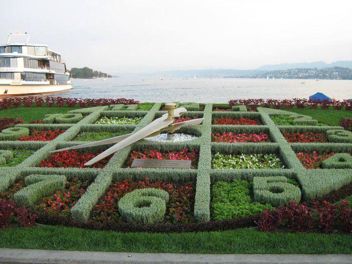 Reloj Floral Ginebra-Fotografía: Caro Anelli