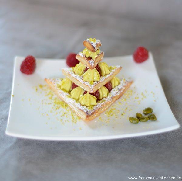 Sapin en mille-feuille ( Mille-Feuille-Tannenbaum) | Französisch Kochen by Aurélie Bastian
