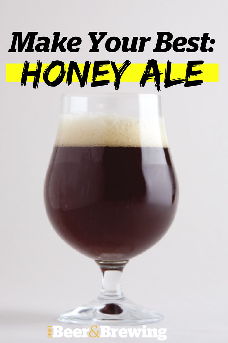 Make Your Best Honey Ale